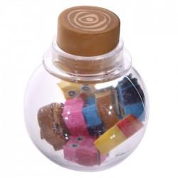 Pot Mini-Gommes Hibou