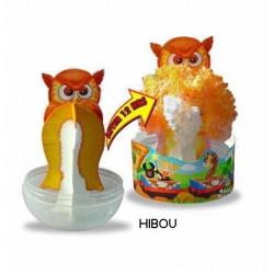 Eclosion Hibou - Zoo Papier Magique
