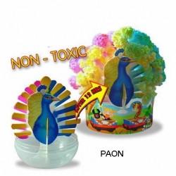 Eclosion Paon - Zoo Papier Magique