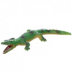 Jouet Crocodile Vert Compressible