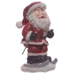 Magnet Aimant Père Noël Ski