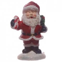 Magnet Aimant Père Noël Sucre d'Orge
