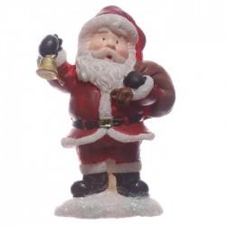 Magnet Aimant Père Noël Cloche & Sac