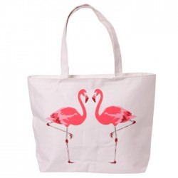 Sac Flamants Roses