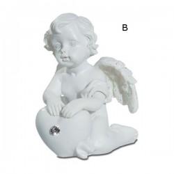 Mini Figurine Ange avec petit sac cadeau