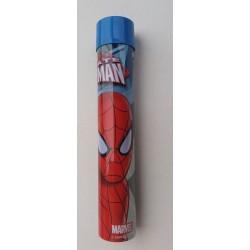 """Tube 12 Crayons de couleur """"Spiderman"""""""