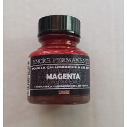 Encre Permanente MAGENTA - 30 ML