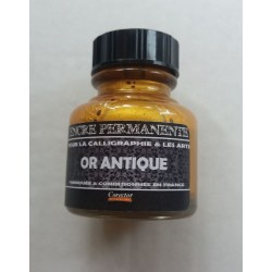 Encre Permanente OR ANTIQUE - 30 ML