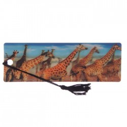 Marque Page 3D  Girafe