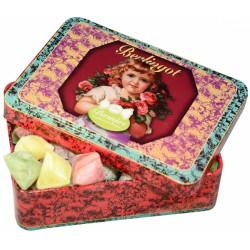Bonbons Berlingot Boîte Fer