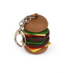 Porte-Clés Sonore Hamburger