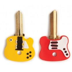 Housse pour Clé Guitare (Lot de 2)