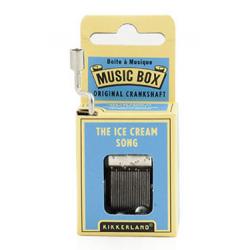"""Boîte à Musique """"Ice Cream"""""""