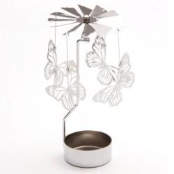 Manège à Bougie Papillons