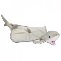 Doudou Peluche Requin