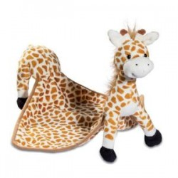 Doudou Peluche Girafe