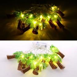 Guirlande LED - Palmier