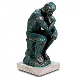 Statuette Le Penseur de Rodin - 15 cm