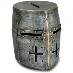 Tirelire Casque Heaume