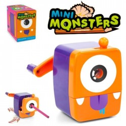 Taille crayon Mini Monsters Orange Violet