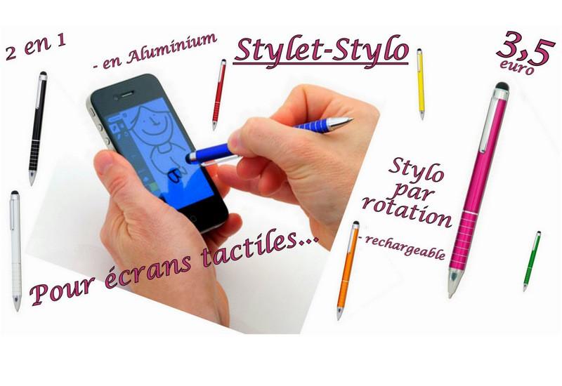 Stylet Stylo Alu