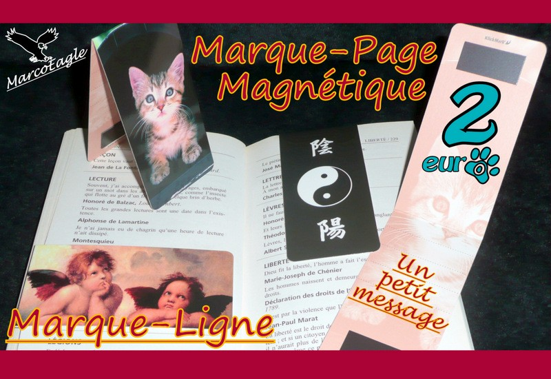 Marque Ligne / Carte Message