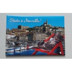 Magnet Sieste à Marseille !