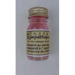 Encre Sympathique (invisible)
