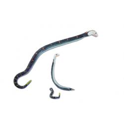 Stylo Plastique Serpent A Sonnettes