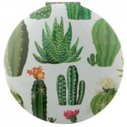 Miroir Rond Cactus