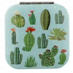 Miroir Carré Cactus