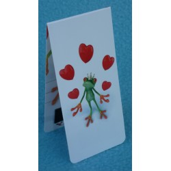 Grenouille Coeurs