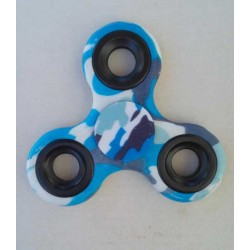 "Hand Spinner ""Camouflage Bleu"""