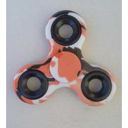 """Hand Spinner """"Camouflage Orange"""""""