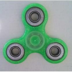 """Hand Spinner """"Phosphorescent"""" Vert"""