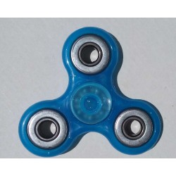 "Hand Spinner ""Phosphorescent"" Bleu"