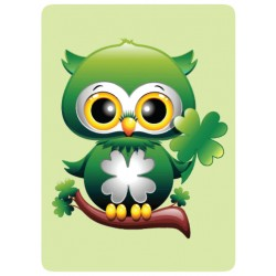 Sticker Cleaner Hibou T4F