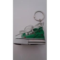 Porte-clés Chaussure Provence Verte