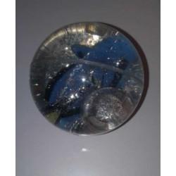 Balle Rebondissante Lumineuse Poisson Ange (Argent)