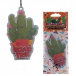 Désodorisant Cactus - Parfum Fête d'été