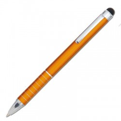 Stylet-Stylo en Aluminium Orange