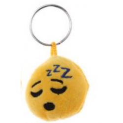 Porte-clés Moelleux Smiley Emoti Dodo avec Son