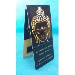 Marque Page Magnétique Bouddha Diamant