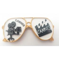 Magnet Résine Cannes Lunettes