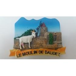 Magnet Résine Moulin de Daudet