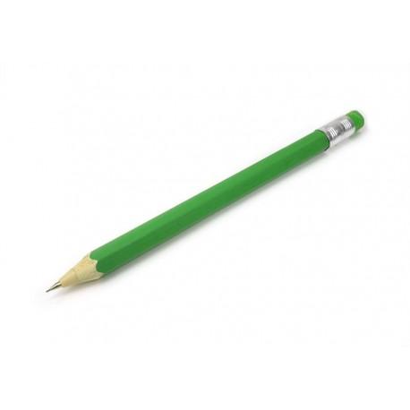 "Crayon en Bois Porte-Mines ""Vert"""
