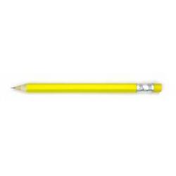 """Crayon en Bois Porte-Mines """"Jaune"""""""