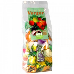 Bonbons Fruits du Verger