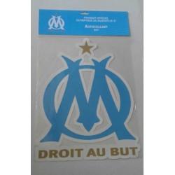Autocollant intérieur Olympique de Marseille