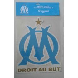 Autocollant extérieur Olympique de Marseille